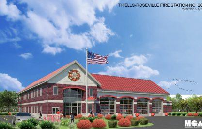 Thiells Roseville Firehouse