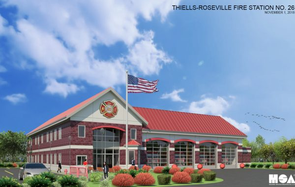 Thiells Roseville Firehouse