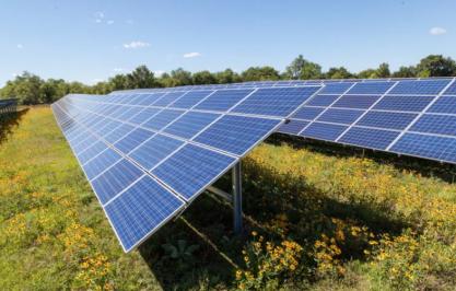 1.3 MW Ground Based Solar Array